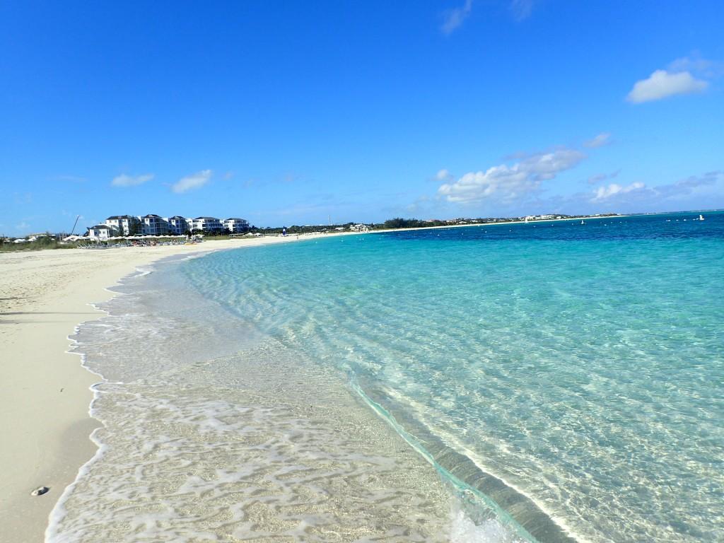 Grace Bay Providenciales Turks Amp Caicos Kmb Travel Blog