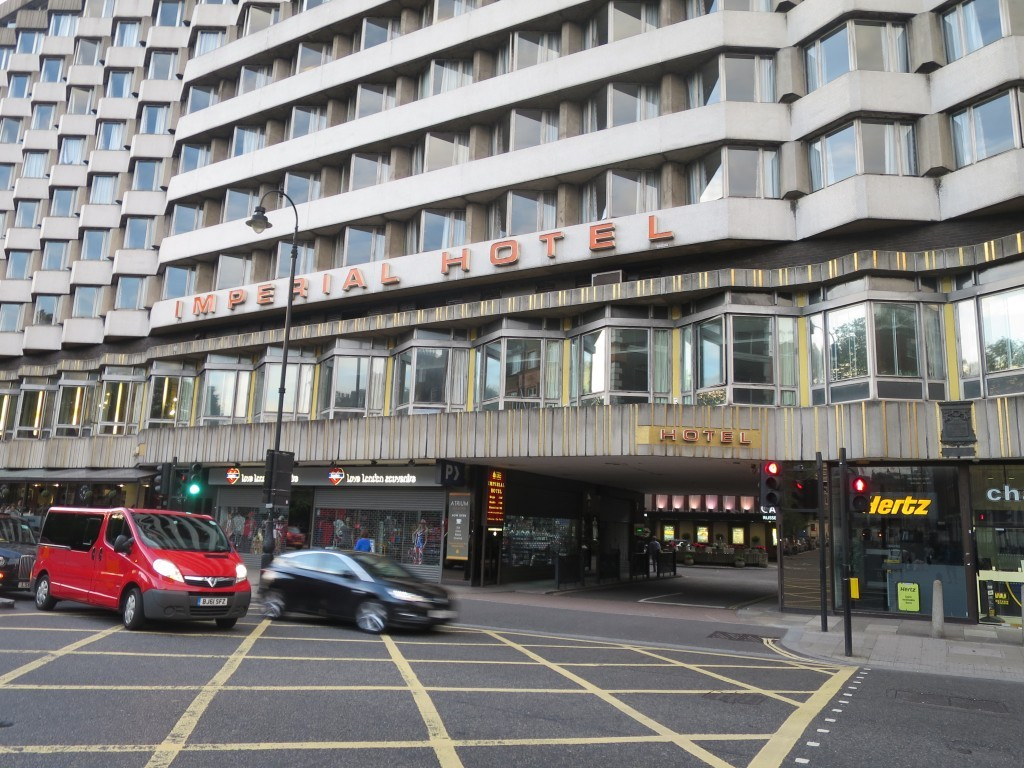 Imperial Hotel London Russell Square