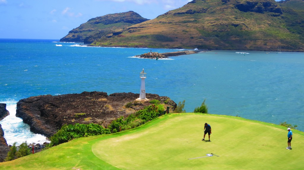 2015 Hawaii S100 2877 | Just spectacular golf courses in Hawaii