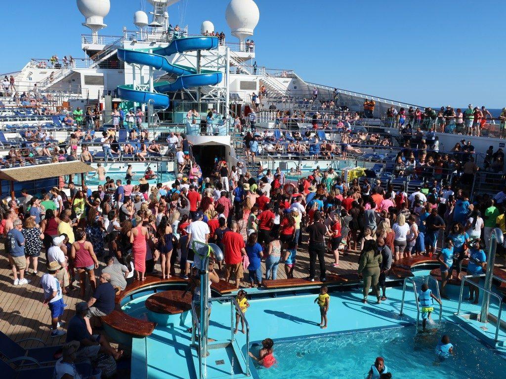 Carnival Cruise To Ocho Rios Jamaica May 7th 2017 Kmb